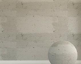 3D Concrete wall Old concrete 88
