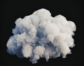 Smoke Explosion 3 3D model
