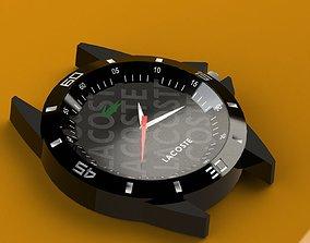 3D model Lacoste Watch