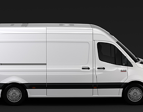 RAM Sprinter Panel Van L3H2 RWD 2020 3D