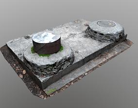 Scaned Drainage 3D model