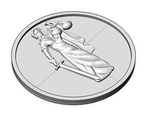 3D coin femida
