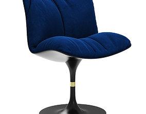 3D Baxter Marilyn chair