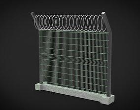 Fence 3D fences