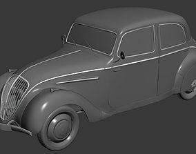 Peugeot 202 - EDITABLE in 3DSMAX realtime