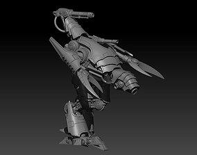 3D print model Close Combat Scout Titan