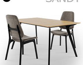 COSMORELAX Sandy set 3D model