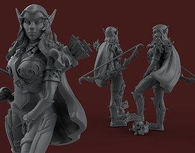 Sylvana 3D print model