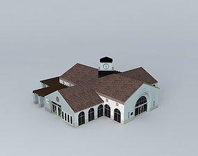3D Victorville Transportation Centre