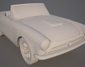 Sumbeam tiger 1966 printable model