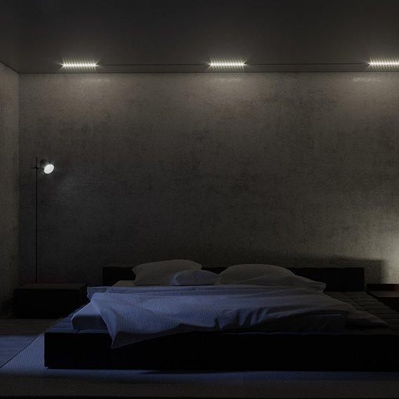 Nightlight Bedroom