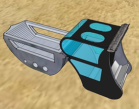 3D bateau articule perso