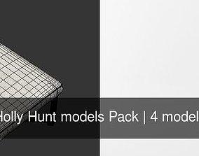 Holly Hunt models Pack