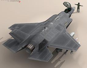 3D F 35 A Royal Australian Air Force