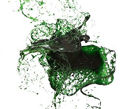 Splash 11 3D