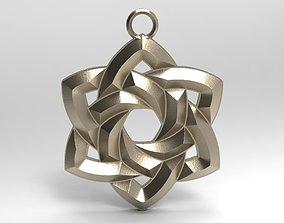 3D printable model Celtic knot 4