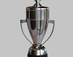 cup 3D Soccer Trophy