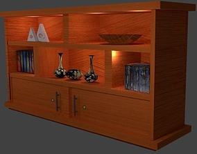 decoration 3D model TV stand