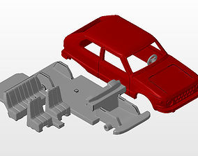trabant Trabant P760 for 3D Printing