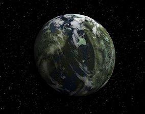 3D model Planet Zenith