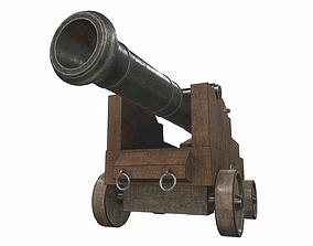 3D model Cannon 9