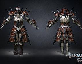 3D printable model Monster Hunter World - Rathalos Armor 3