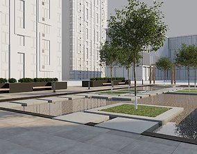 3D model Street Decor part 012