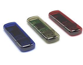 3D asset low-poly USB Flash drive