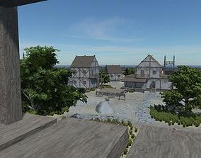 Fortress Constructor 3D model