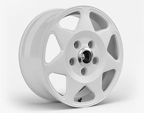 Porshe 959 Safari Wheel 3D model