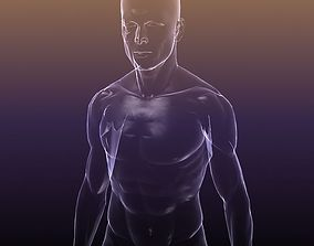 Human body - shape of a Male 3D asset