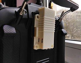 Case for Qczek lrs Lora Tx Rx lora rc 3D printable model 2