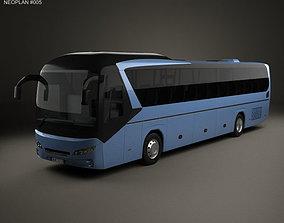 Neoplan Jetliner Bus 2012 3D model