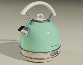 Ariete Vintage Eletric Jar 3D Model