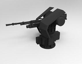 3D print model Modern Russian NAVY autocanon smart 2