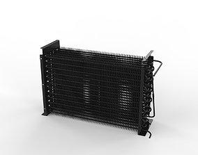 3D model rigged Condenser