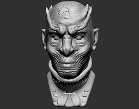 3D print model Knights King Bust