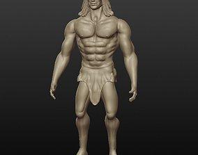 tarzan the ape man 3D