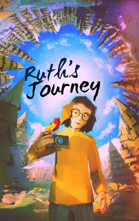 Ruth's Journey - 3 years in the works