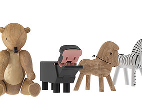 3D Kay Bojesen Collection 03