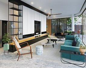 livingroom Livingroom 3D