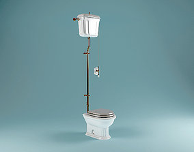 design 3D model VB Toilets Set