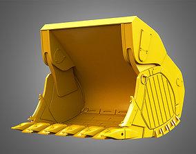 3D model Excavator Bucket - 6030 FS Hydraulic Mining