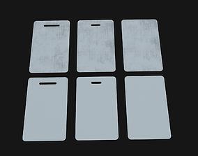 3D model Keycards