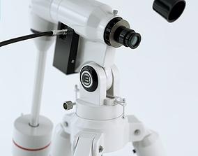lens Telescope 3D model
