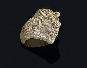 3D printable model Buffalo ring
