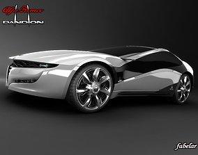 Alfa Romeo PANDION 3D