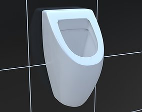 Urinal Villeroy Boch Subway 75130001 3D model