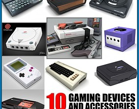 Gaming devices coll 1 3D