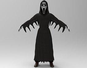 3D Ghostface-Scream
